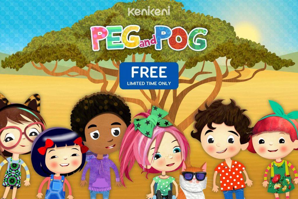 Peg and Pog promotion